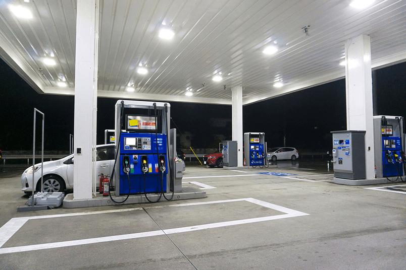 ガソリンスタンドの買取について