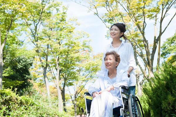 自宅介護を目的とした不動産の買取